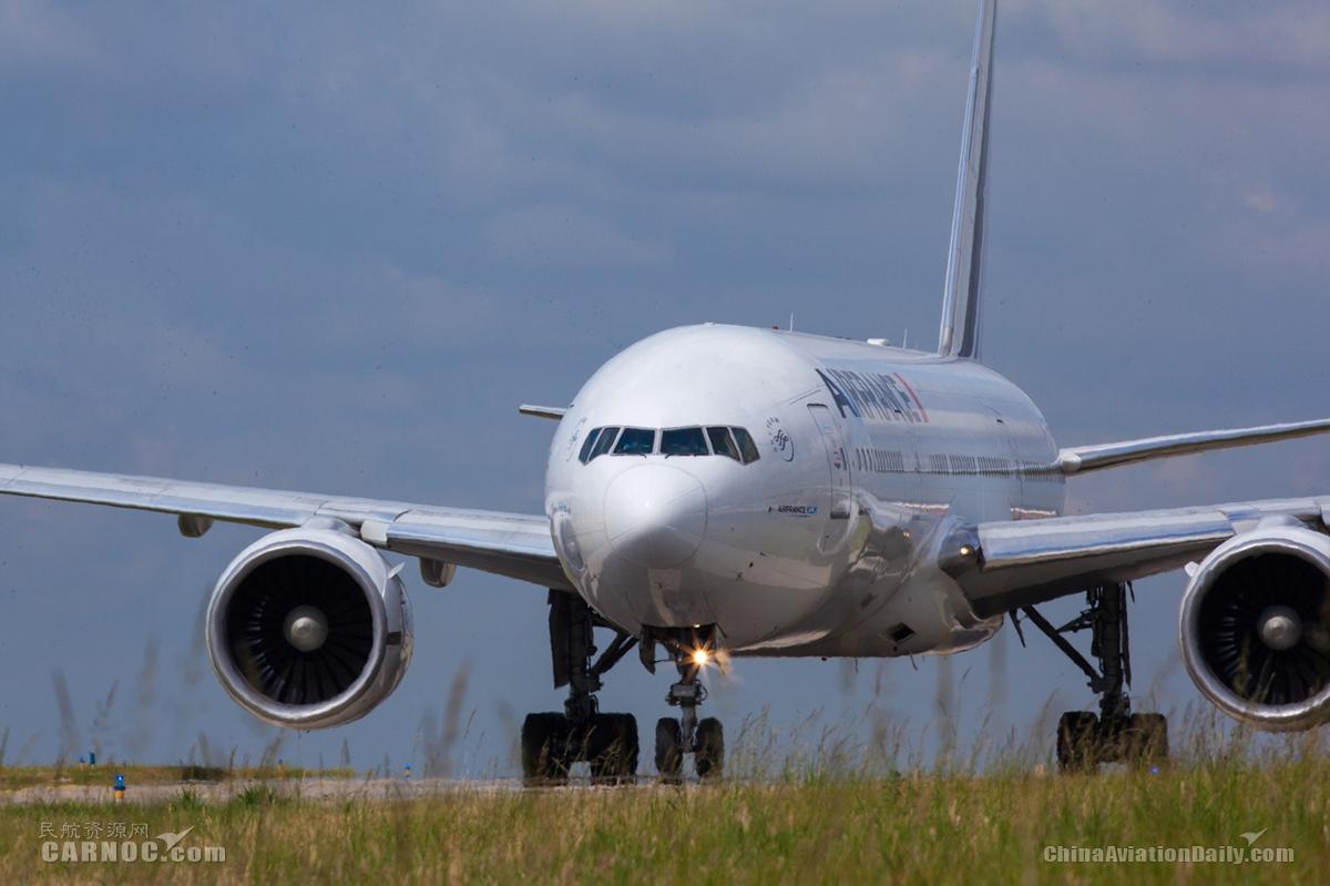法国航空计划8月20起恢复北京航线客运服务