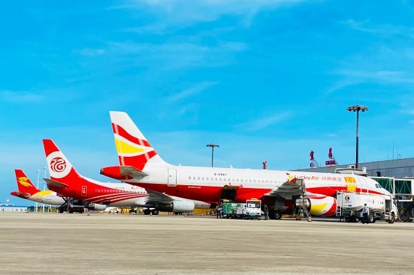 8762人次!三峽機場單日旅客吞吐量迎來疫情后首個新高!