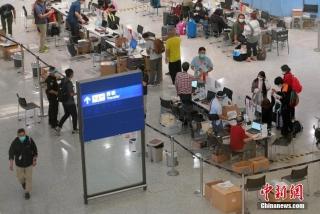 18日起抵港旅客直接在机场收集深喉唾液样本
