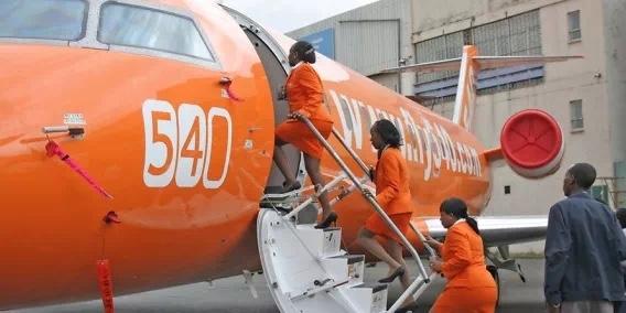 存在安全隐患 肯尼亚101架飞机或被拍卖