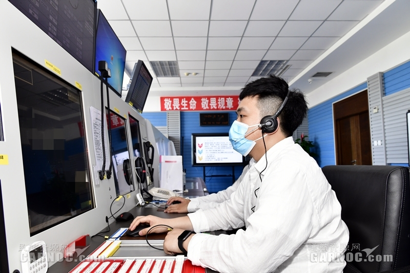 黑龙江空管:防疫运行两手抓 暑运雷雨进行时