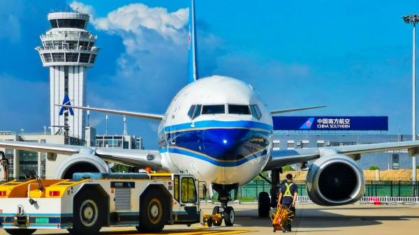 南航在潮汕地区国内航班量已达去年同期水平