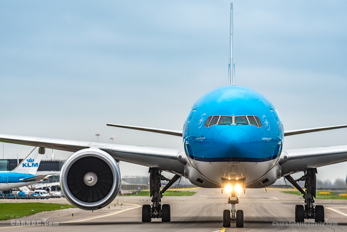荷航8月27日起恢复阿姆斯特丹-杭州客运航班