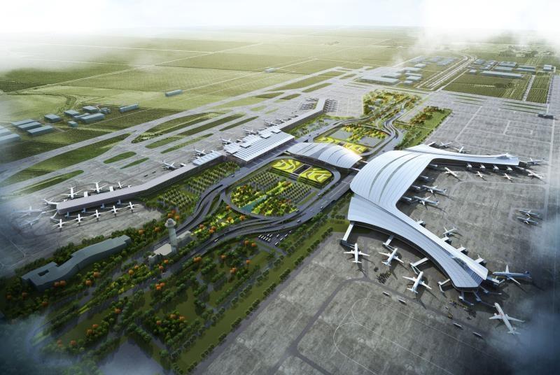 福州机场二期扩建工程可研报告获国家发改委批复