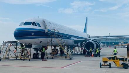 又一黑科技在中国民航应用 将减少飞机故障导致航班迟迟无法起飞的情况