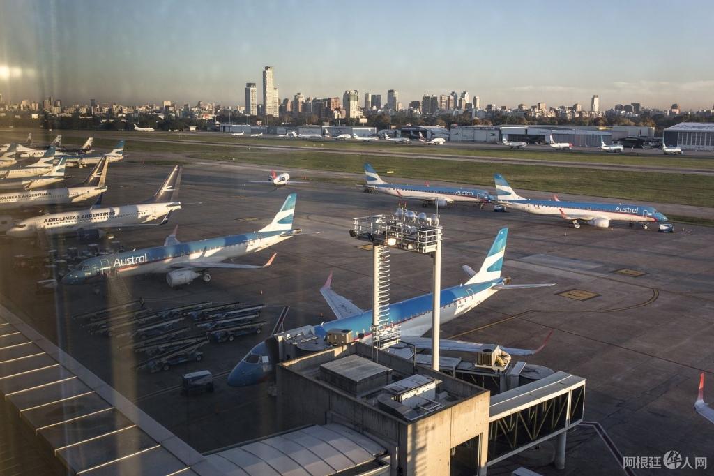 阿根廷政府特批9月部分国际航班