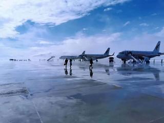 玉樹機場旅客吞吐量突破20萬人次