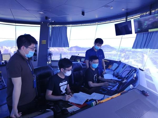 揭阳潮汕机场新机坪启用运行平稳 汕头空管日保障航班量已恢复至去年同期