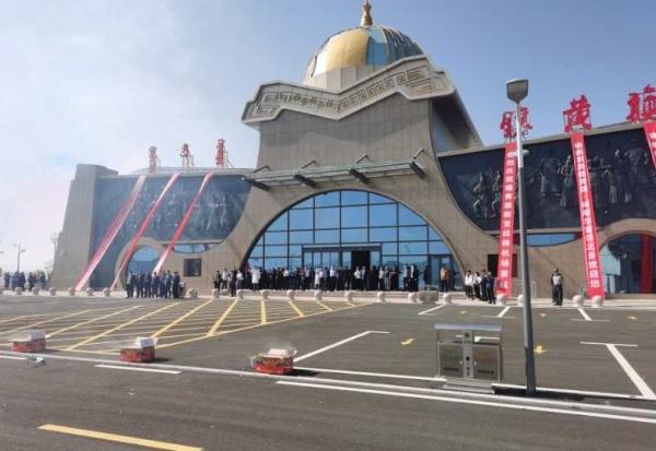 """中航油内蒙古完成""""锡林浩特-镶黄旗""""首航供油保障"""