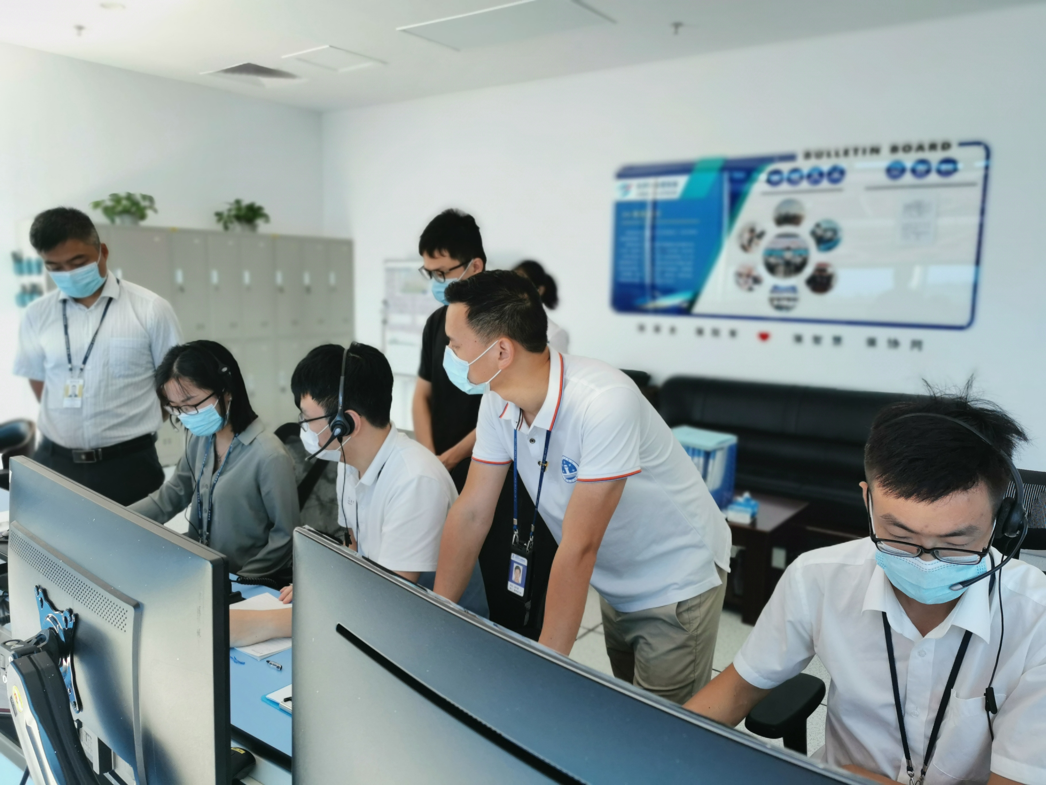 珠海空管站有序推进机坪管制移交第二阶段试运行