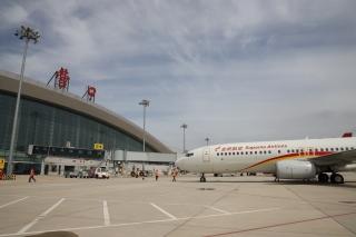 營口蘭旗機場營口=上海浦東航線重啟