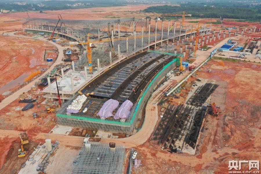 湛江机场迁建工程项目进展顺利 预计2022年投入使用