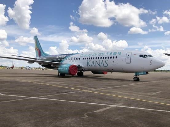 海航技术APC再添新作 喀纳斯湖光山色飞上蓝天