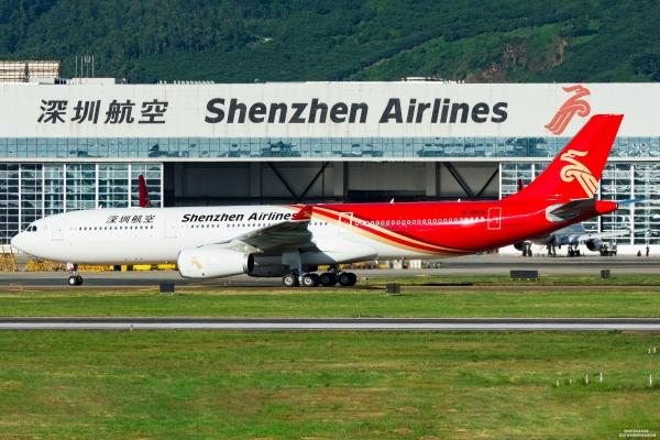 深航恢复深圳往返首尔、金边国际航线