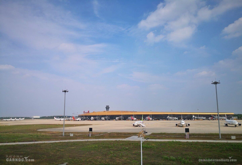 37分钟!合肥机场刷新航班快速保障记录