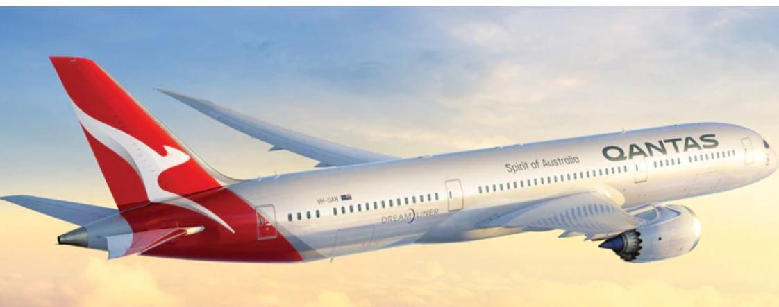 澳航787-9