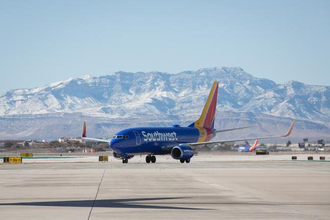 实际业载与申报数据不符 美西南停飞115架飞机