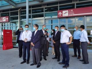 9月23日起内地居民赴澳门旅游签证恢复 澳门机场落实旅客分流措施