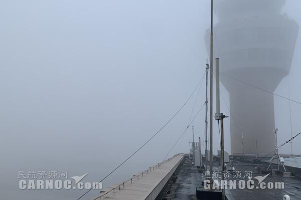 雾锁冰城 黑龙江空管分局塔台管制室首次启动HUD运行