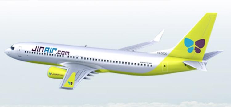 真航空将济州—西安航线增至每周2班