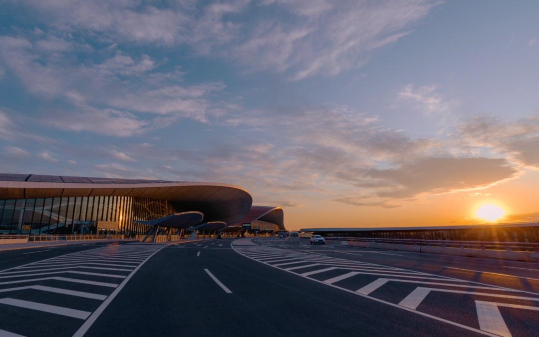 视频:《大工告成——北京大兴国际机场》 先导片出炉