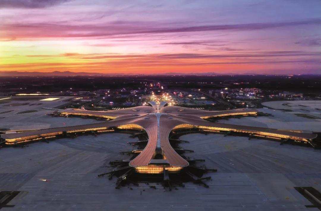 投运一周年 | 疫情防控常态化阶段 大兴机场如何进一步发挥战略价值?
