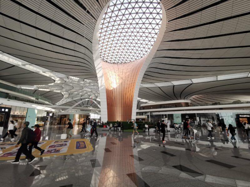 10月25日起南航武汉-北京大兴航班将增至每日7班