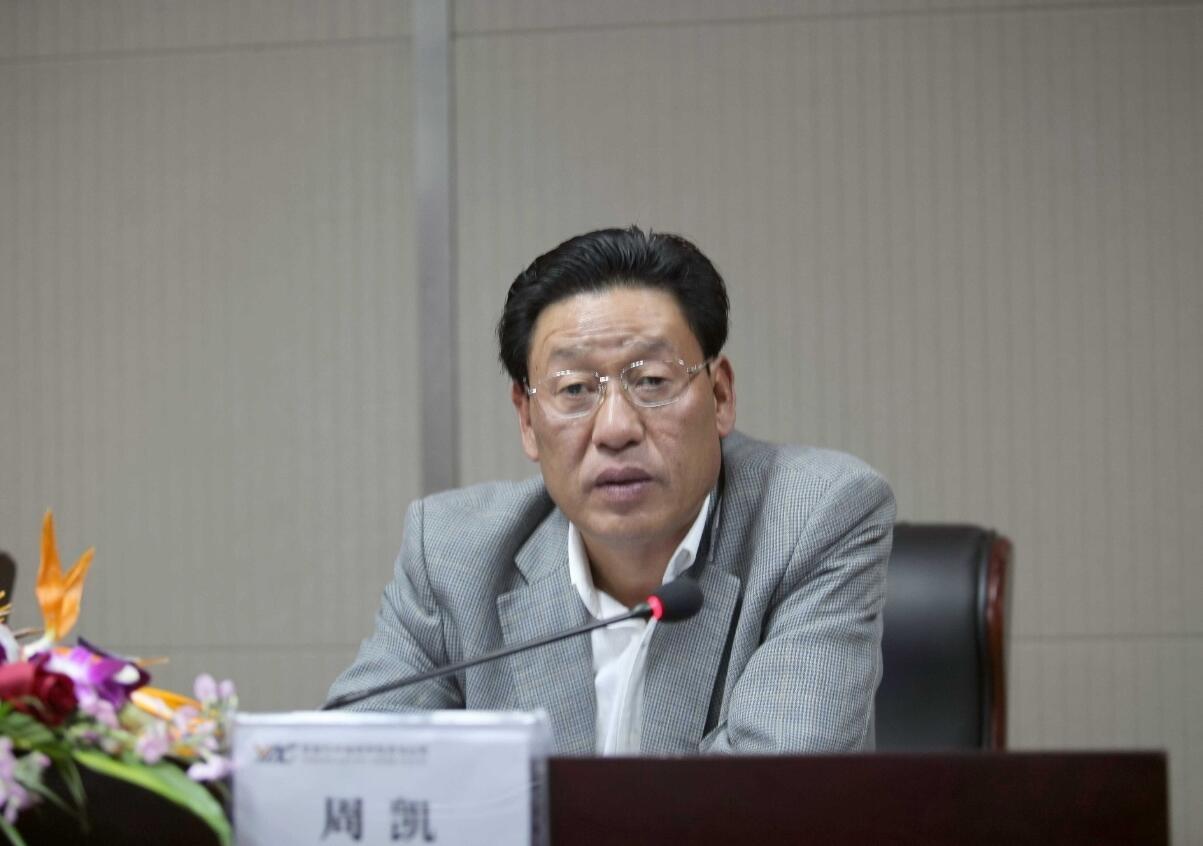云南机场集团原党委书记周凯被逮捕