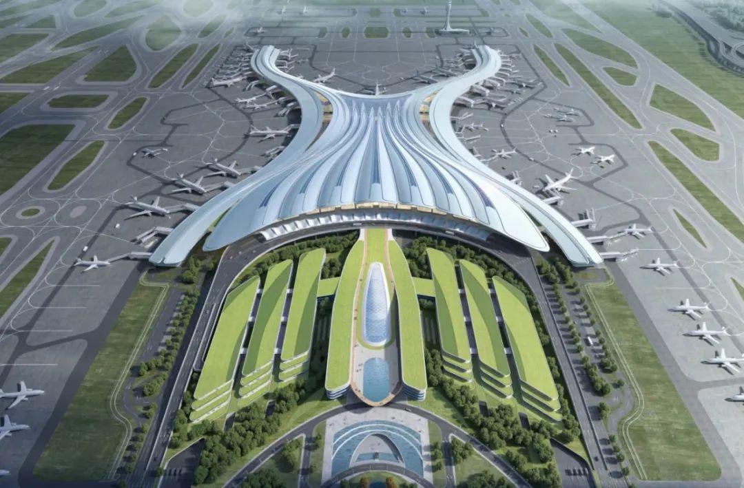 广州白云国际机场三期扩建工程开工 2030年预计客流量1.2亿