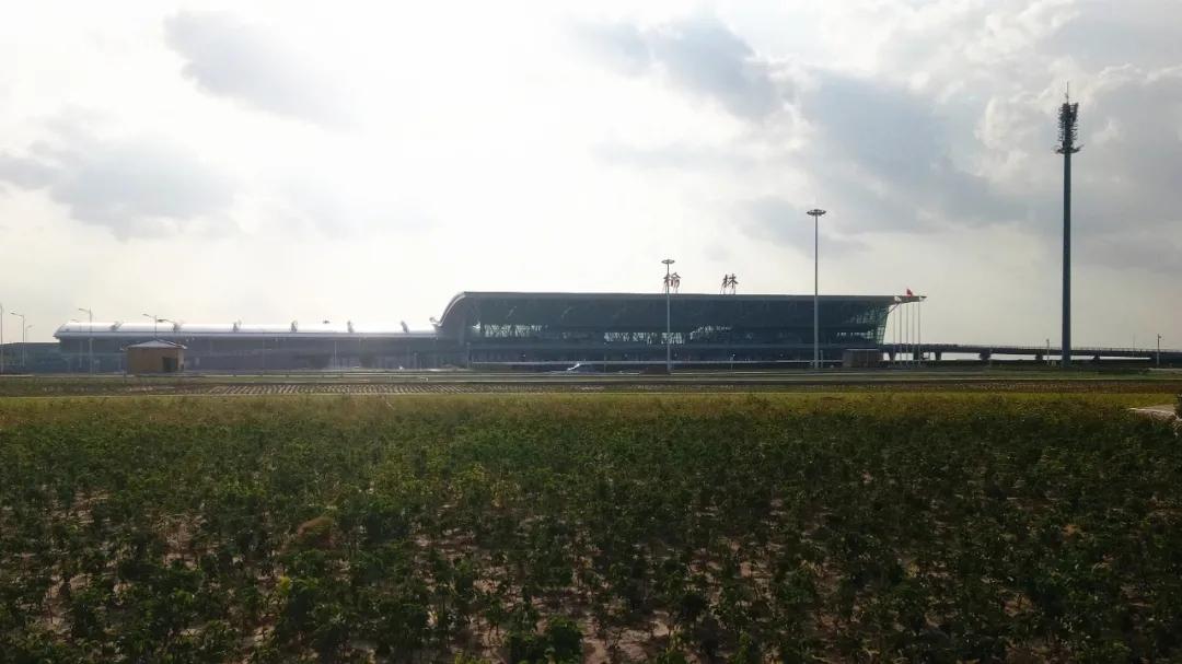 榆林榆阳机场可满足年旅客吞吐量500万人次需求