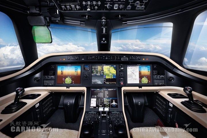 巴航工业领航500领航600综合视觉导引系统获巴西ANAC及美国FAA认证