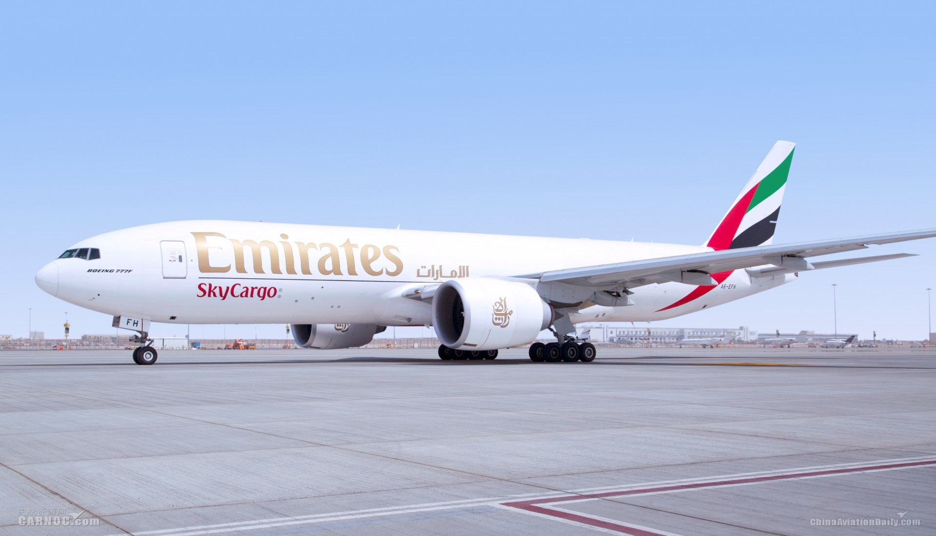 阿联酋航空SkyCargo开通墨西哥瓜达拉哈拉货运航班