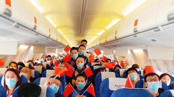 当国庆遇上中秋,山航特色航班体验一下?