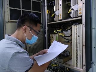 """深圳空管站加强""""双节""""设备保障促飞行安全"""