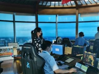 国内航班创新高 通航同比大幅增长 海南空管分局全力以赴保障航班安全