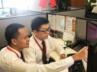 海南航空应急管理团队陈牧、黄哲宗:完善应急体系 提升处置能力