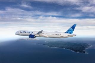 美联航10月21日起恢复中美不经停直飞航线