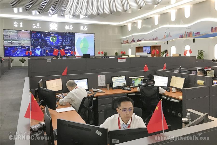 """海南航空积极部署全力应对台风""""浪卡"""""""