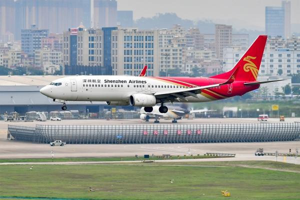 深圳航空:打造特区亮丽的空中名片