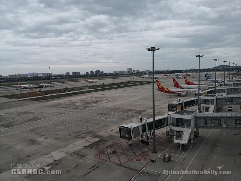受台风影响已取消航班89架次 三亚机场提醒旅客关注航班动态