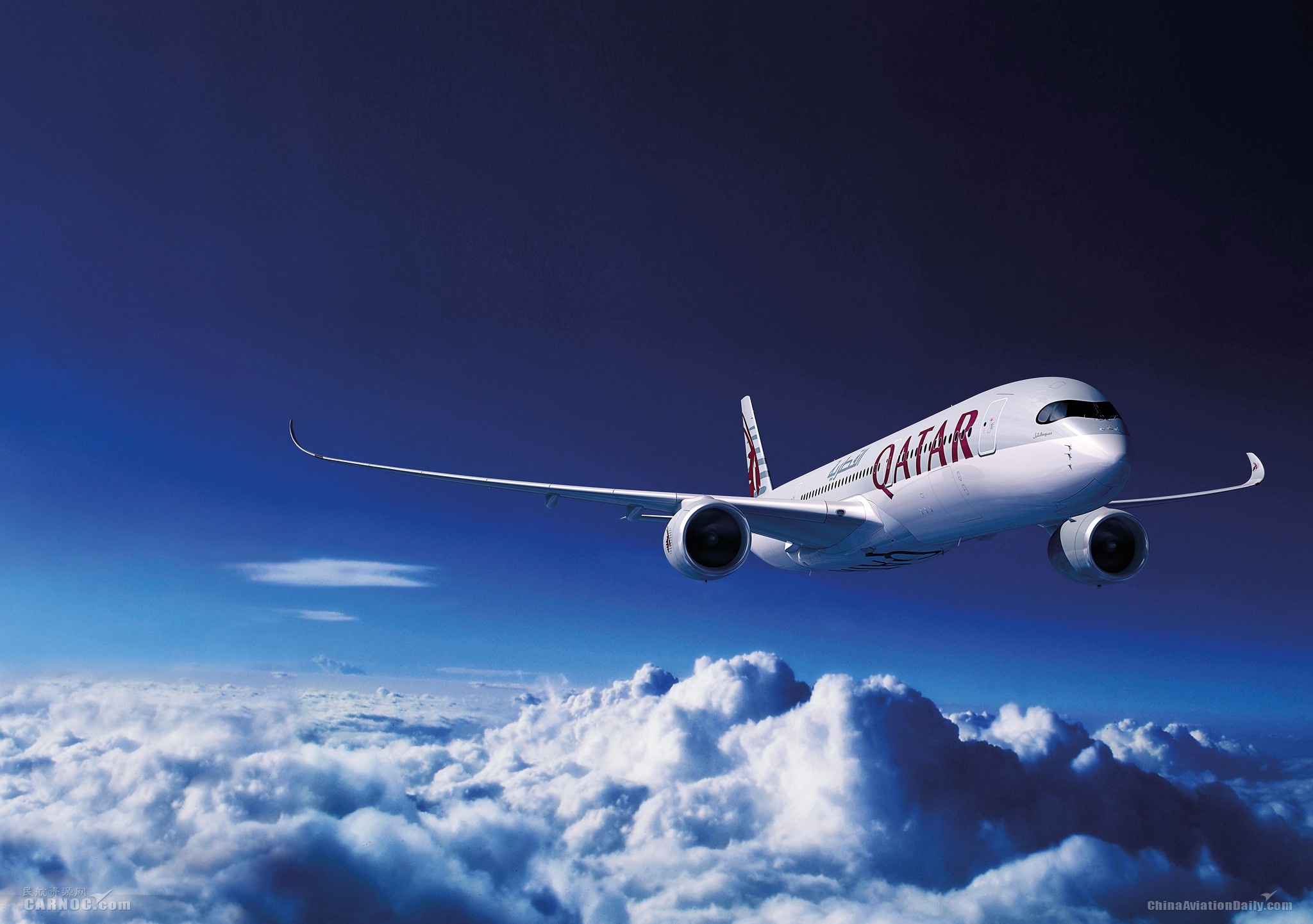 卡塔尔航空发布冬季航班计划 将于12月开通旧金山航线