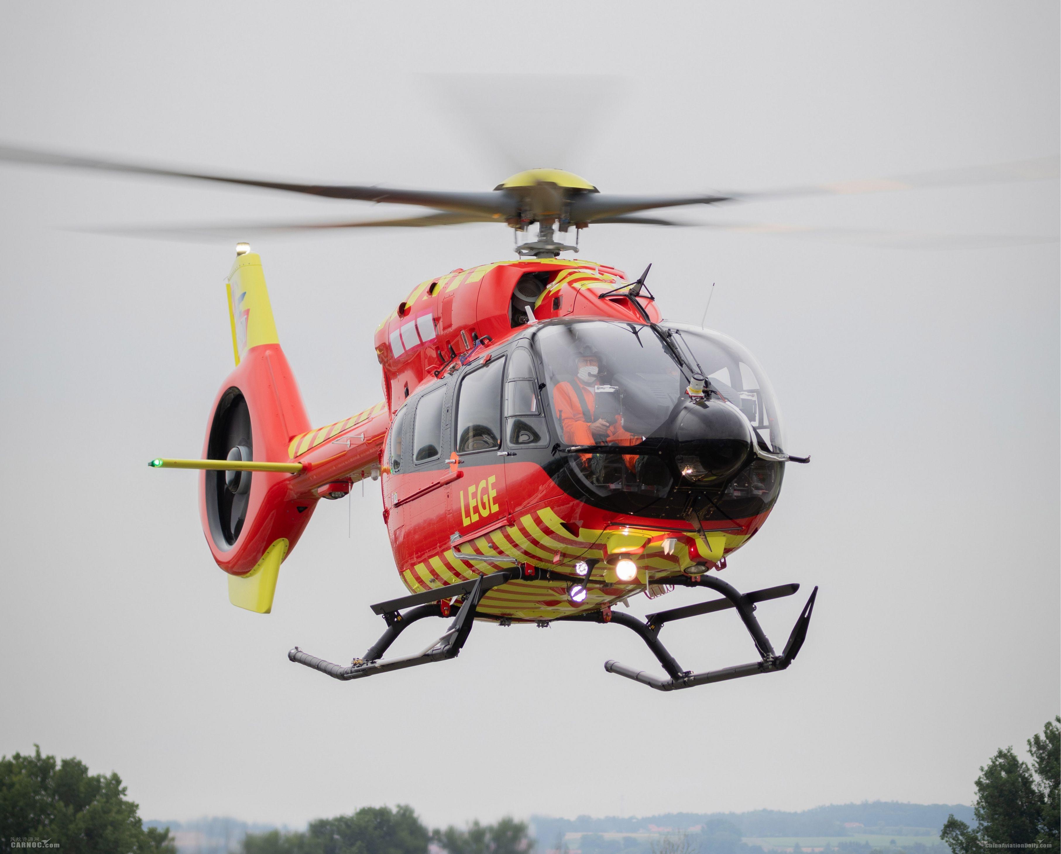 空客预计H145升级版直升机明年在华取证  市场前景可期