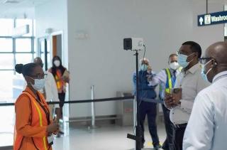 圭亚那国际机场停运7个月后重新开放 游客须持有7天内核酸检测阴性方可入境