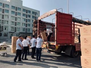 东航安徽分公司多元化扶贫振兴乡村建设