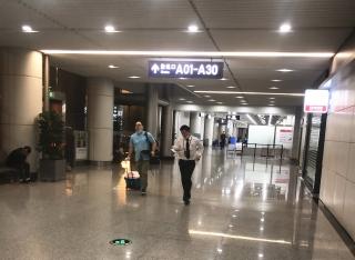 为生命接力 川航重庆分公司空、地搭建绿色通道