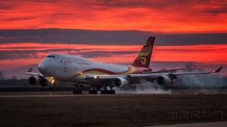 金鹏航空:腹舱运力全面恢复,客货并举稳步发展