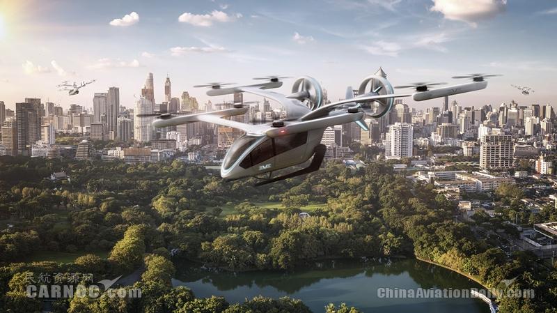 EmbraerX旗下首个独立公司Eve成立 旨在塑造城市空中交通未来