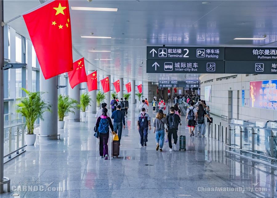 新航季 东部机场集团7家机场新增、加密多条国内航线
