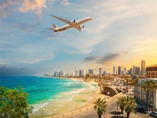 阿提哈德航空将执飞史上首个从海合会国家前往以色列的商业客运航班
