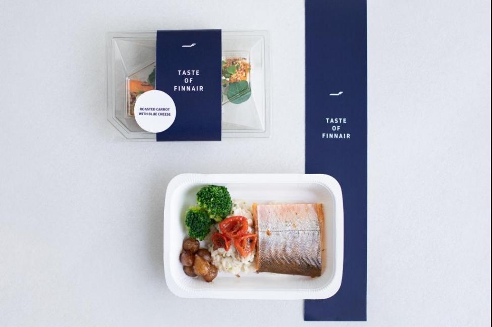 芬兰航空将裁员10% 为自救在超市里卖飞机餐